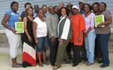 New Instructors Certified in the Black Belt Region ofAlabama