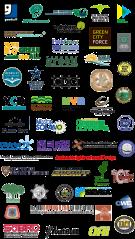 logos tall